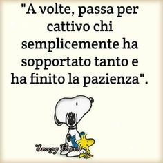 V Quote, Words Quotes, Sayings, Favorite Words, Favorite Quotes, Snoopy Quotes, Italian Quotes, My Philosophy, Charlie Brown And Snoopy