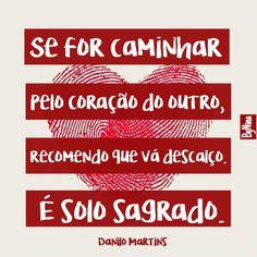 Solo sagrado! #frases #amor #relacionamentos #danilomartins #instabynina