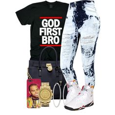 Untitled #925, created by ayline-somindless4rayray on Polyvore