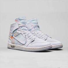 b8f379d76f046d Off-White Air Jordan 1 White The Off-White Air Jordan 1 White releasing in  March 2018 featuring White find updates.