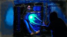 FatCow data center admins created a Hadoken right in our data center!