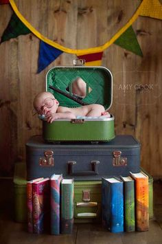 22 gloriously geeky newborns who are already winning at life.
