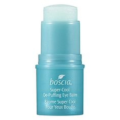See 18 reviews, photos, and Q&A on boscia Super Cool De-Puffing Eye Balm : <bound method Review.remove_tags of <Review: I tried this product while traveling out of the country. On planes and then with jet lag, my eyes get really puffy. It was instantly cooling and refreshing but, I didn't notice de-puffing.  Lasted for about 1 hr. It traveled well and is portable. I didn't need a mirror to use it, it goes on like a little deodorant .While I really liked it, I took away a sta...