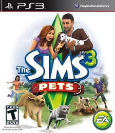 Amazon.com: The Sims 3: Pets - Playstation 3: Video Games