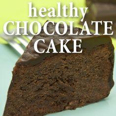 Dr Oz: Dr Joel Fuhrman Healthy Chocolate Cake Recipe + Quitting Sugar