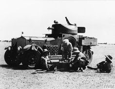 Rolls-Royce armoured car 'Cerberus' of a Royal Air Force Armoured Car Company in the Iraqi desert. Date unknown - pin by Paolo Marzioli Army Vehicles, Armored Vehicles, Force Pictures, Tank Warfare, British Armed Forces, World Of Tanks, Royal Air Force, Historical Pictures, Vietnam War
