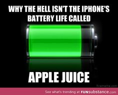 What the iPhone battery should be called