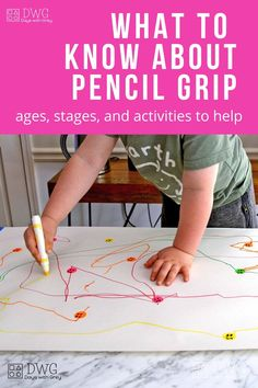 Activities to Improve Pencil Grip Better understand how to strengthen fine motor muscles in the hand now to improve pencil grip later. Learn the stages of holding a pencil, and activities to help. 3 Year Old Activities, Fine Motor Activities For Kids, Motor Skills Activities, Hands On Activities, Educational Activities, Fine Motor Skills, Toddler Activities, Learning Activities, Indoor Activities