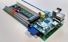 UniPi Board mit Raspberry Pi