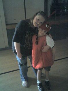 Jordann and Wyatt