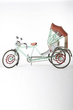 Limited Edition Rickshaw