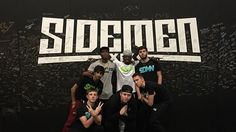 "The YouTube group ""The Sidemen"" is a group made up of 7 youtubers in England. I watch them daily and it is always a nice time to let out some steam when I watch them."