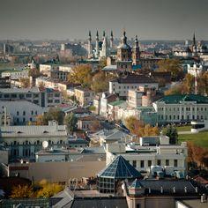 Казань by Миша Клешнин on 500px, Kazan , Russia