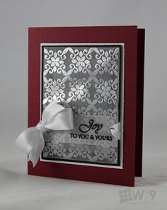 October 2010  Release Sneak Peeks Day 3: Poinsettia Patterns