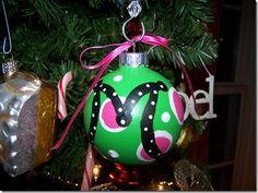 Christmas Crafts - Bulbs 014