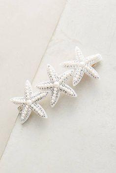 Starfish Barette