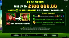 Lucky Leprechaun Online Slot Game - play at www.europalace-casino.com Online Casino Bonus, Treasure Island, Games To Play, Coupons, Leprechaun, 100 Free, Coupon Codes, Slot, King