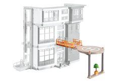 Playmobil hospital Helipad extension(6445)