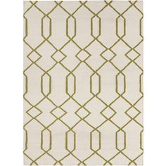 Lima Collection Hand-Woven Area Rug, Beige & Yellow design by Chandra... ($136) ❤ liked on Polyvore featuring home, rugs, hand woven area rugs, beige area rugs, hand loomed rug, cream colored area rugs and yellow area rug