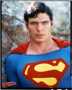 Thanks Robert Schober for sharing this pic of Superman Christopher Reeve