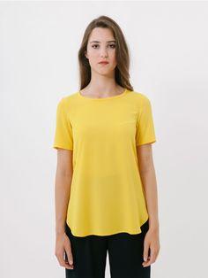 Lier Yellow Top