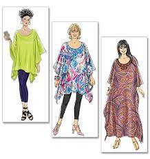 free tunic sewing patterns for women - Sök på Google