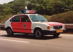 Alfasud Politie (the Netherlands)