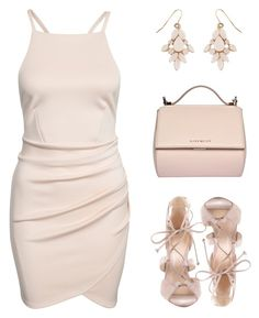 """""""Givenchy"""" by felytery ❤ liked on Polyvore featuring Schutz, Givenchy and Accessorize"""