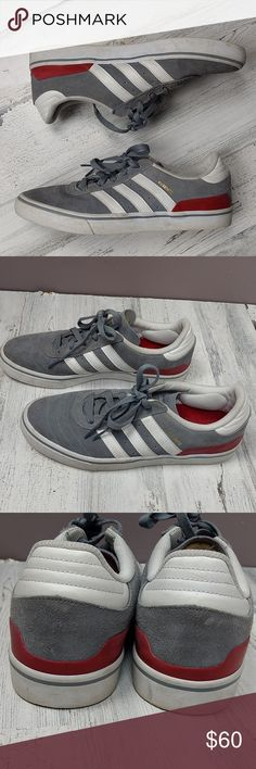 san francisco 2c707 391cd Adidas busenitz sneakers. Adidas busenitz vulc sneakers. Men s size 9.  Minimal dirt and