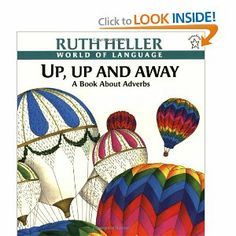 Up, Up and Away (World of Language) by Ruth Heller. $7.05. Publisher: Puffin; 1st edition (October 26, 1998). Series - World of Language. Author: Ruth Heller