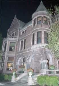 The Whitney Detroit..the former home of David Whitney, Jr. built in 1894. Home of shadow people and apparitions