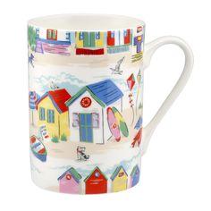 Beach Huts Grace Mug | Mugs | CathKidston