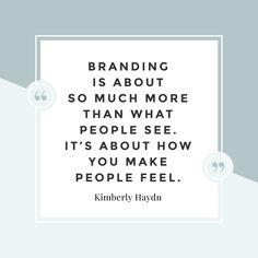 Branding Beyond the