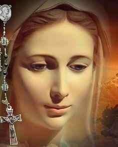Mary Jesus Mother, Blessed Mother Mary, Mary And Jesus, Mamma Mia, Madonna, Christianity, Pray, Mona Lisa, Saints
