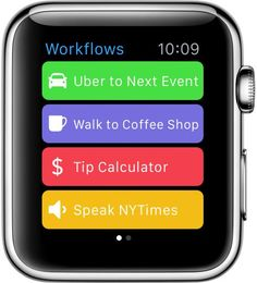 Now that Apple's wearable has landed, you'll need apps. Here are the best Apple Watch apps we've found so far. Best Apple Watch Apps, New Apple Watch, Coffee Shop, Watches, Image Title, Electronic Devices, Mobile Ui, User Experience, Pinterest Board