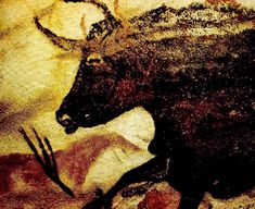 Prehistoric Cave Art ~ 50,000 - 20,000 BC Lascaux, France One of the earliest methods of information technology that survives today is the paleolithic cave paintings left by our prehistoric ancestors. Description from pinterest.com. I searched for this on bing.com/images