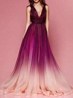 On Sale Magnificent Cheap Prom Dresses Maroon Ombre Prom Dresses V Neck Cheap Long Formal Dresses For Women Cheap Formal Dresses Long, Formal Dresses For Women, Cheap Prom Dresses, Sexy Dresses, Long Dresses, Formal Prom, Plus Size Formal Dresses, Fall Dresses, Fashion Dresses