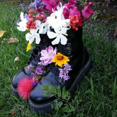 #BootsInBloom Shared by vericopeland