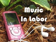 Music in Labor:  pick songs with a tempo of 60-90 bpm. My advice when choosing your music is to put together a playlist early on in your pregnancy.  Then, when you have time, play your music and practice relaxing while in different labor positions.