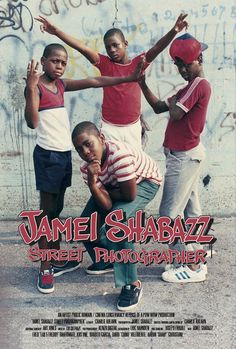 Directed by Charlie Ahearn.  With Fab 5 Freddy, Bobbito Garcia, Aaron Goodstone, KRS-One. A documentary on Brooklyn-born photographer Jamel Shabazz.