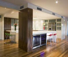 kitchen section interior