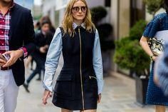 Olivia Palermo Street-Style