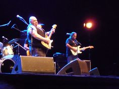 Popa Chubby et Walter Trout @ Monster of blues rock l'Olympia