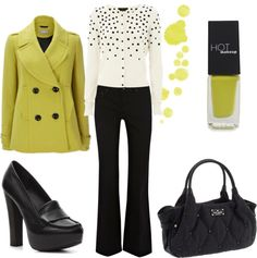 """Hot Mod"" by blue-star-marie on Polyvore"
