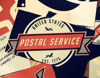 Ознакомьтесь с этим проектом @Behance: «United States Postal Service Re-Branding» https://www.behance.net/gallery/482014/United-States-Postal-Service-Re-Branding