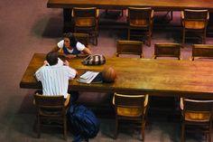 Ποιο είναι το κατάλληλο μέρος μελέτης για την εξεταστική ή για τις φοιτητικές εργασίες σας;