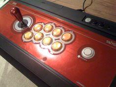 Diy Arcade Cabinet, Arcade Joystick, Rasberry Pi, Diy Cabinets, Pinball, Arcade Games, Game Room, Sticks, Tables