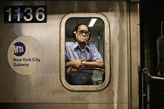 3 | A Rare Glimpse At New York's Subway Conductors | Co.Design | business + design