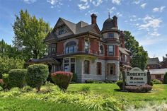 Robert Mansion built in c.1889 located at: 1923 W First Ave Spokane, WA 99201