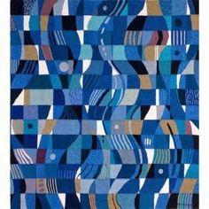 Tapestry Weaving by Ulrika Leander